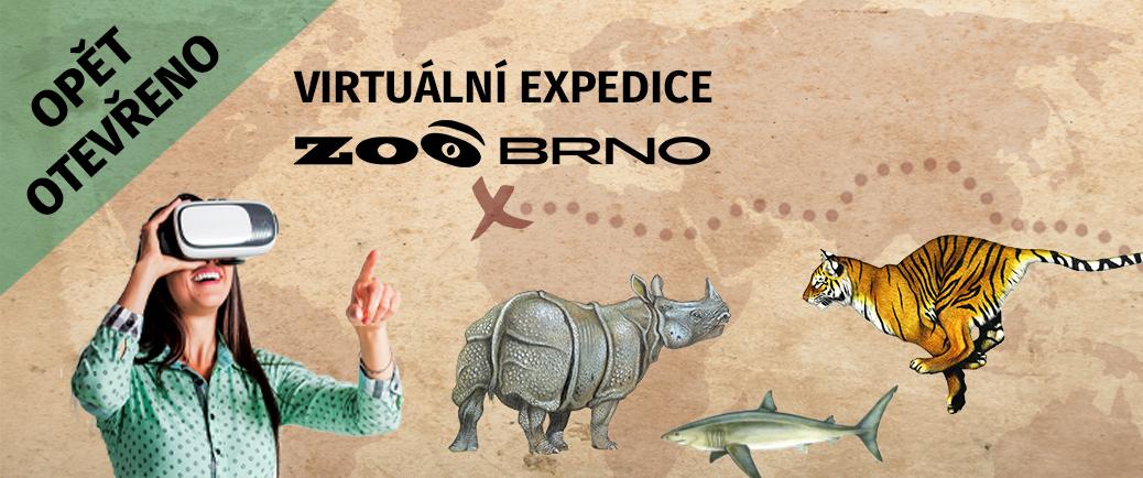Virtuální expedice
