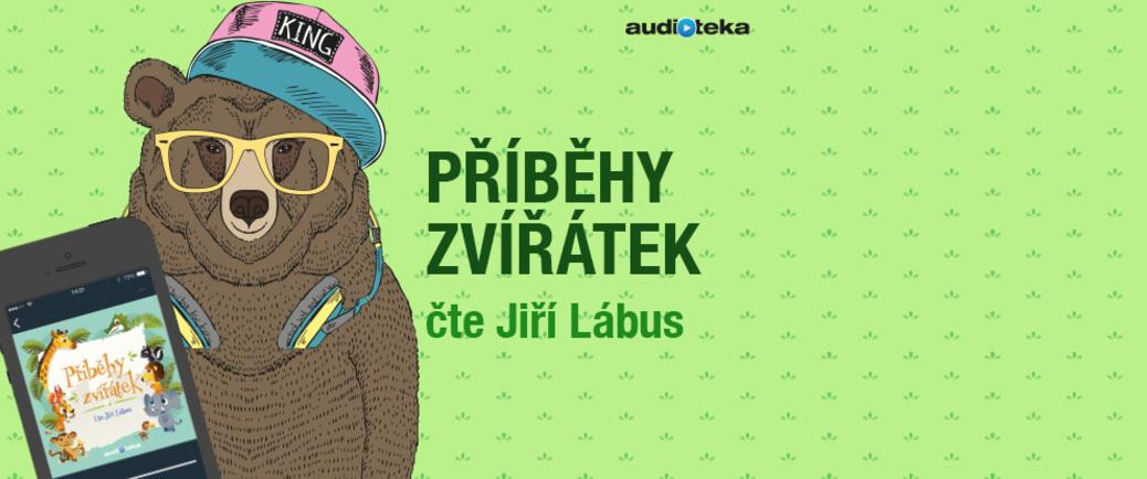 Pro děti máme dárek v podobě audioknihy o zvířátkách zdarma!