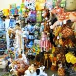 Prodejna suvenýrů a dárkových předmětů