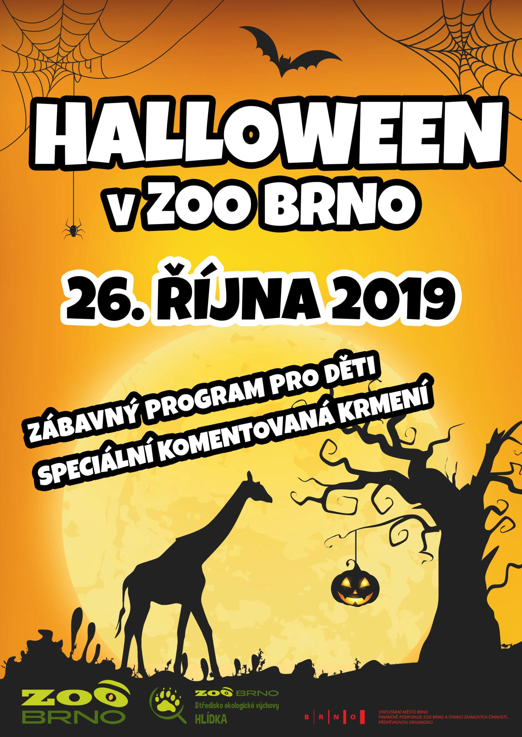HalloweenvZooBrno2019