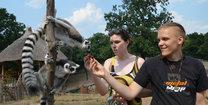 Jubilejní 17 000 000. návštěvník Zoo Brno 14. 8. 2015