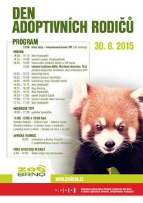 Den v zoo věnovaný adoptivním rodičům