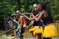 Vystoupení skupiny IYASA ze Zimbabwe 18. 7. 2016