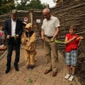 Opening of the Wallaby Exposition - 30.8.2014