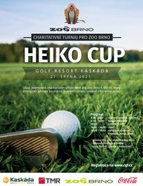 Heiko Cup – pomáháme golfem Zoo Brno