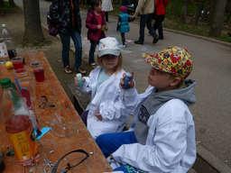 Den přírodních věd #5 // barvy a tvary