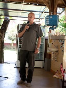 Dostali jsme povolení kzahájení provozu rehabilitačního centra pro mořské želvy Kura Kura
