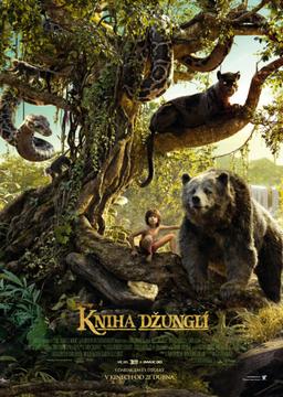 Kniha džunglí v Zoo Brno