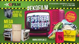 EKOFILM začne a vítěze vyhlásí. Projekce se prozatím odkládají