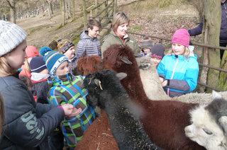 Jarní prázdniny v Zoo Brno