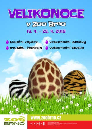 Velikonoce v Zoo Brno