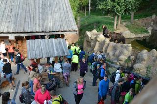 iSport LIFE Columbia závod brněnskou zoo