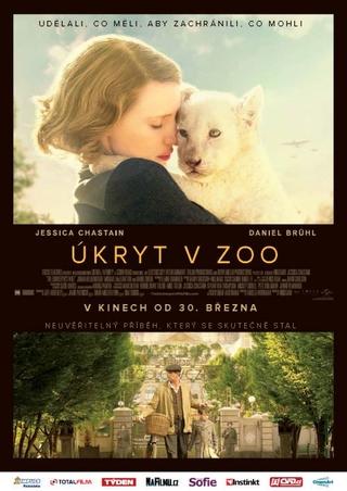 Letní kino v Zoo Brno: Úkryt v zoo (zahrnuje i prohlídku zoo)